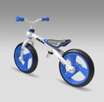 Беговел JD BUG Training Bike blue синий TC-09A (велобег, велокат)