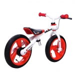 Беговел JD BUG Training Bike red красный TC-09A (велобег, велокат)