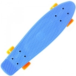 "Пенни борд Shark 22"" LIGHT BLUE"